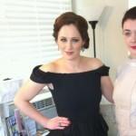 Galway designer dresses Oscar nominee