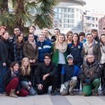 Occupational Therapy students visit Vic