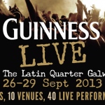 GUINNESS LIVE in Galway's Latin Quarter