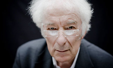 Seamus Heaney writing style