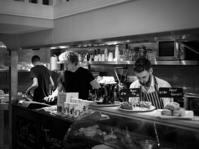 The Temple Café: A Social Enterprise making a difference in