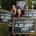 FEE FIGHT: USI to march for publicly funded third-level education
