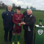 NUI Galway's Man of the Match Conor Barry humble in victory