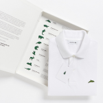 Lacoste replaces iconic crocodile logo with 10 endangered species