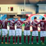 Galway United sitting pretty in Division One table
