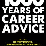 New book launched offering '1000 years of career advice' to graduates
