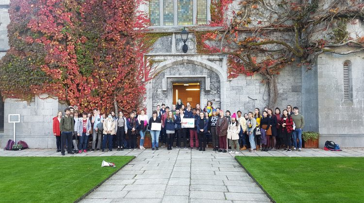 NUIG Students' Union holds protest to secure funding for College Counselling Service