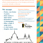 ROPES Literary Journal is looking for submissions