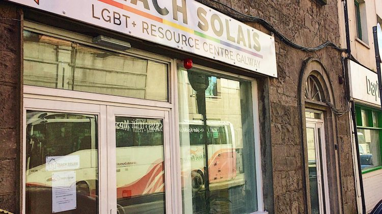 West of Ireland's only LGBTQ+ resource centre in danger of closing