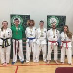 14 medal haul for NUI Galway at Taekwondo Intervarsities