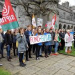 """""""We need to keep educating students so that they are aware that this is not a status quo"""": Students turn out for Fund The Future protest"""