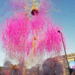 Galway 2020 launches programme of events in extravagant Eyre Square performance
