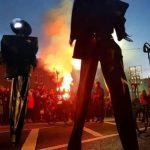 2019 Macnas Parade wreaks havoc on Galway's streets