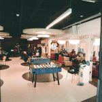 Is the Hub the best place to chill on campus?