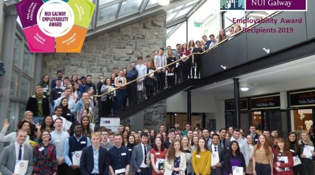 NUI Galway's Employability Awards: what are they, and how can you take part?