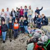 NUI Galway students in action: Continuous efforts made to prevent Galway coast from plastic debris