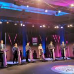 University plays host to national Leaders' Debate
