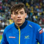 Young Duplantis breaks pole vault world record