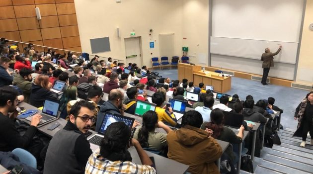 """""""AI will make humans more human, not less"""" – Hitachi CIO Bill Schmarzo talks business analytics and data science at NUI Galway"""