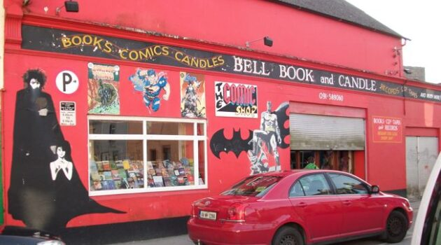 Bookshops in the age of Covid-19 – A conversation with Bell, Book and Candle.