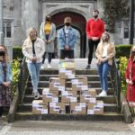 Building Boxes and Building Bridges: Occupational Therapy students help the vulnerable with parcel campaign