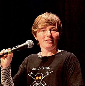 Galway poet, Sarah Clancy